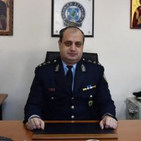 Νέος Αστυνομικός Διευθυντής Φλώρινας ο Αστυνομικός Υποδιευθυντής Παναγιώτης Γεωργιάδης