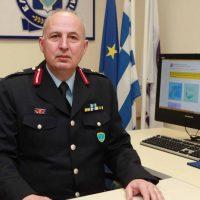 Ο νέος Γενικός Περιφερειακός Αστυνομικός Διευθυντής Δυτικής Μακεδονίας Ταξίαρχος Θωμάς Νέστορας