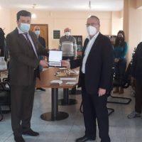 Βίντεο: Έκοψε την καθιερωμένη βασιλόπιτα η Τοπική Διοίκηση του Οικονομικού Επιμελητηρίου Ελλάδας Δυτικής Μακεδονίας