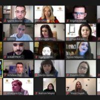 Πραγματοποιήθηκε η διαδικτυακή εκδήλωση «Οι νέοι συζητούν για ζητήματα εκμάθησης της ελληνικής γλώσσας»