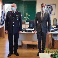 Συναντήσεις του Σ. Κωνσταντινίδη με τον Ταξίαρχο Θωμά Νέστορα και τον Αρχιπύραρχο Κορέλα Σωτήριο