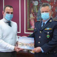 Νέος Αστυνομικός Διευθυντής Καστοριάς ο κ. Θωμάς Ζήκας – Συνάντηση με τον Δήμαρχο της πόλης