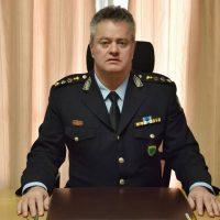 Ο νέος Αστυνομικός Διευθυντής Καστοριάς Θωμάς Ζήκας με καταγωγή από την Δαμασκηνιά Βοΐου