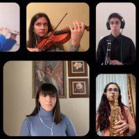 Βίντεο των μαθητών του Μουσικού Σχολείου Πτολεμαΐδας με αφορμή την Παγκόσμια Ημέρα Ποίησης, αφιερωμένη φέτος στον Γιώργο Σεφέρη
