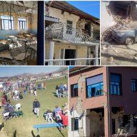 Συγκέντρωση χρημάτων από τον Πολιτιστικό Σύλλογο Χρυσαυγής Βοΐου για τους σεισμόπληκτους των χωριών της Ελασσόνας