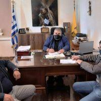Υπογραφή σύμβασης για το έργο: «Προσαρμογή κτιριακών εγκαταστάσεων παιδικών σταθμών Δήμου Εορδαίας»