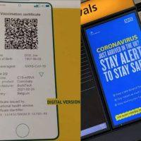 Κορονοϊός: Αυτό είναι το ψηφιακό πράσινο πιστοποιητικό από την Κομισιόν – Τα βήματα που θα γίνουν