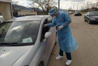 8 θετικά κρούσματα κορονοϊού με μέση ηλικία τα 20 έτη στα χθεσινά rapid tests στη Γαλάτεια Εορδαίας