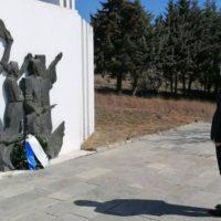 Δ. Κοσμίδης: «Ασέβεια για την 78η επέτειο μάχης του Φαρδυκάμπου – Με 10 ημέρες καθυστέρηση η εκδήλωση μνήμης από τον Δήμο Βοΐου»