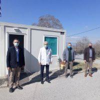 Στη μάχη κατά της πανδημίας και το Κέντρο Υγείας Σερβίων – Λειτουργία του ως εμβολιαστικό Κέντρο, αρωγός στον αγώνα κατά του κορονοϊού