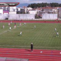 Δείτε τον ποδοσφαιρικό αγώνα της Κοζάνης με τον Δία Δίου