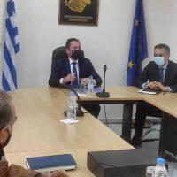 Σειρά επαφών και συσκέψεων του Αναπληρωτή Υπουργού Εσωτερικών με φορείς στην Κοζάνη – Σ. Πέτσας: «Είμαστε σύμμαχοί σας σε οτιδήποτε χρειασθείτε»