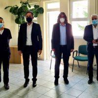 Βίντεο: Επίσκεψη του Σ. Κωνσταντινίδη στις Μονάδες Υγείας της Π.Ε. Κοζάνης