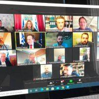 Τα προβλήματα του κλάδου της εστίασης στο επίκεντρο τηλεδιάσκεψης με τον Σ. Πέτσα με πρωτοβουλία του Γραφείου του Πρωθυπουργού στη Θεσσαλονίκη