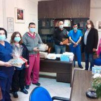 Δήμος Σερβίων: Επίσκεψη στο Μαμάτσειο Νοσκομείο Κοζάνης και το Κέντρο Υγείας Σερβίων