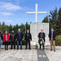 Τιμήθηκαν τα θύματα του Ναζισμού σε Ερμακιά, Μεσόβουνο και Πύργους Εορδαίας