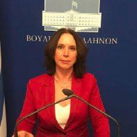 Καλλιόπη Βέττα: «Τα νοσοκομεία της Π.Ε. Κοζάνης πλήττονται από την υποστελέχωση και τις αθρόες αποχωρήσεις υγειονομικών στελεχών»