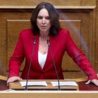Κατάθεση Κοινοβουλευτικής ερώτησης της Καλλιόπης Βέττα για τις μεγάλες καθυστερήσεις στις απονομές συντάξεων ΤΣΜΕΔΕ στους μηχανικούς της ΔΕΗ