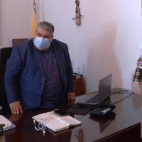 Η Πρέσβης της Βοσνίας-Ερζεγοβίνης επισκέφθηκε τον Δήμαρχο Εορδαίας