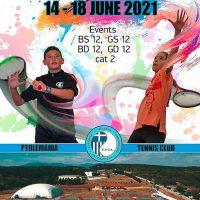Πανευρωπαϊκό Πρωτάθλημα Τένις για ηλικίες 11 και 12 ετών για αγόρια και κορίτσια στην Πτολεμαΐδα