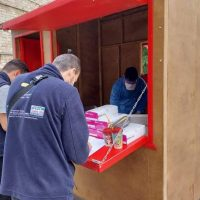 Αρνητικά όλα τα σημερινά rapid tests για covid 19 στην κεντρική πλατεία Κοζάνης
