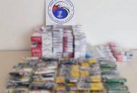Σύλληψη δύο ατόμων στην Πτολεμαΐδα για παράβαση νομοθεσίας περί τελωνειακού κώδικα – Κατασχέθηκαν αφορολόγητα τσιγάρα και καπνός