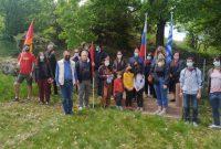 Πραγματοποιήθηκε η εκδήλωση της Τ.Ε. Ενεργειακού Κέντρου του ΚΚΕ στο μνημείο των 3 σοβιετικών στρατιωτών
