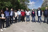Καλλιόπη Βέττα: «Η άναρχη ανάπτυξη των ΑΠΕ υπονομεύει τις παραγωγικές δραστηριότητες της Π.Ε. Κοζάνης» – Συμμετοχή στην συγκέντρωση διαμαρτυρίας στη λίμνη Πολυφύτου