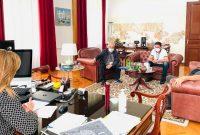 Ο Δήμος Βελβεντού στο Γραφείο του Πρωθυπουργού στη Θεσσαλονίκη – Συνάντηση εργασίας με την Επικεφαλής Μαρία Αντωνίου