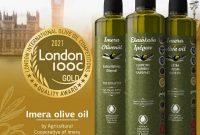 Χρυσό βραβείο ποιότητας για το εξαιρετικό παρθένο ελαιόλαδο από τα Ίμερα σε διαγωνισμό στο Λονδίνο