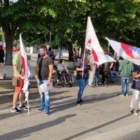 Φωτογραφίες: Πραγματοποιήθηκε απεργιακή κινητοποίηση στην Κοζάνη κατά του νέου εργασιακού νομοσχεδίου