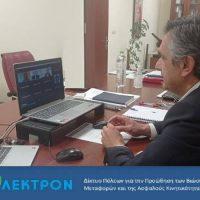 Την ίδρυση και ανάπτυξη κόμβου καινοτομίας για το υδρογόνο και πράσινων ενεργειακών τεχνολογιών προανήγγελλε ο Γιώργος Κασαπίδης