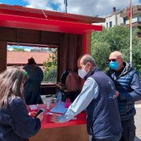 Νέα rapid tests την Κυριακή 20 Ιουνίου στην κεντρική πλατεία της Κοζάνης