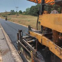 Ολοκληρώθηκαν οι εργασίες συντήρησης και ασφαλτόστρωσης αγροτικού δρόμου στο Τσοτύλι