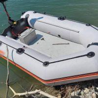 Σύλληψη δυο ατόμων στη λίμνη Ιλαρίωνα για παράνομη αλιεία