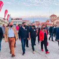 Στο Άργος Ορεστικό Καστοριάς η διοργάνωση του 8ου Rally Greece Offroad – Στην περιοχή η Μαρία Αντωνίου με τον Λευτέρη Αυγενάκη