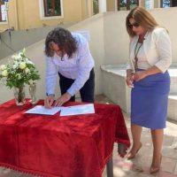 Ο Δήμος Σερβίων για την εκδήλωση για την υπογραφή της Ευρωπαϊκής Χάρτας για την Ισότητα των Φύλων που πραγματοποιήθηκε στα Σέρβια