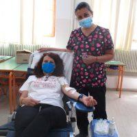 Δράση της «Γέφυρας Ζωής» για την Παγκόσμια Ημέρα Εθελοντή Αιμοδότη στο Τσοτύλι και στα γραφεία του Συλλόγου