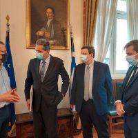 Συνάντηση Λ.Μαλούτα – Α.Συρίγου για το Πανεπιστήμιο: Τη στήριξη της κυβέρνησης για την ενίσχυση του ιδρύματος ζήτησε ο δήμαρχος Κοζάνης