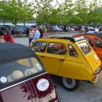 Γέμισε η Καστοριά αμάξια 2CV και Citroen αντίκες – Δείτε φωτογραφίες