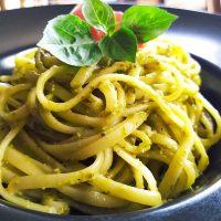 """Το πιάτο της εβδομάδας: Linguine pesto alla Genovese – Γαστρονομικές προτάσεις από το """"The Restobar"""""""