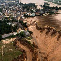 Εικόνες απόλυτης καταστροφής στη Γερμανία – Στους 103 οι νεκροί από τις πλημμύρες – Δείτε τα βίντεο