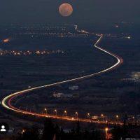 «Το φεγγάρι της Βέροιας» του Αργύρη Καραμούζα φιγουράρει στη λίστα με τις 10 συγκλονιστικές φωτογραφίες από το όλον τον κόσμο