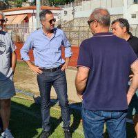Στο Δ.Α.Κ. Κοζάνης για τις εξετάσεις των ΤΕΦAΑ  βρέθηκε ο Βουλευτής Στάθης Κωνσταντινίδης