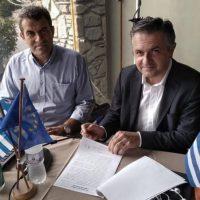 Υπογράφτηκε η Προγραμματική Σύμβαση για την Στήριξη της Επιχειρηματικότητας της Π.Ε. Καστοριάς προϋπολογισμού 1.000.000 ευρώ – Ποια έργα θα γίνουν
