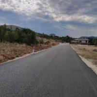Ολοκληρώθηκαν οι εργασίες ασφαλτόστρωσης του οδικού δικτύου από τη βόρεια είσοδο της Σιάτιστας μέχρι την περιοχή του Μπούνου