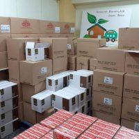 Άμεση απόκριση του Ιδρύματος Παπαγεωργίου στο αίτημα για ενίσχυση της Δομής του Κοινωνικού Παντοπωλείου του Δήμου Βοΐου