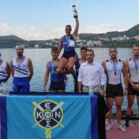 Ολοκληρώθηκε με επιτυχία το 87ο Πανελλήνιο Πρωτάθλημα Κωπηλασίας στην Καστοριά