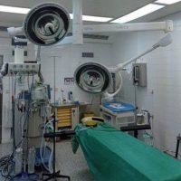 Αντικαταστάθηκαν οι προβολείς των πέντε χειρουργικών αιθουσών του Μποδοσάκειου Νοσοκομείου Πτολεμαΐδας
