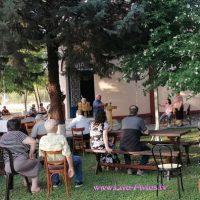 Ο Πανηγυρικός Εσπερινός στο Εξωκλήσι της Αγίας Παρασκευής των Σερβίων – Δείτε το βίντεο